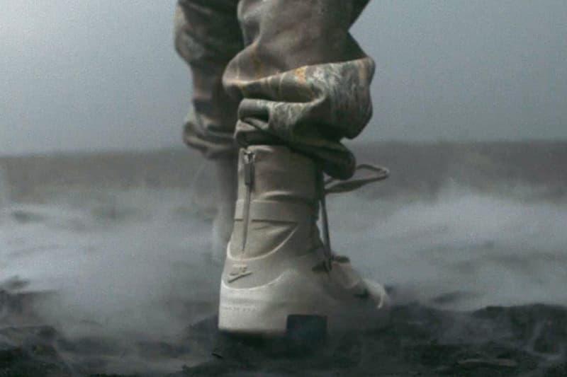 籃球鞋概念!Fear of God x Nike 首個聯乘鞋款設計揭盅