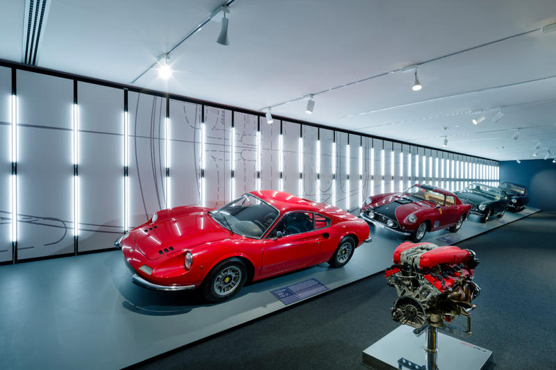 率先走進 Ferrari 最新「Driven by Enzo」和「Passion and Legend」展覽