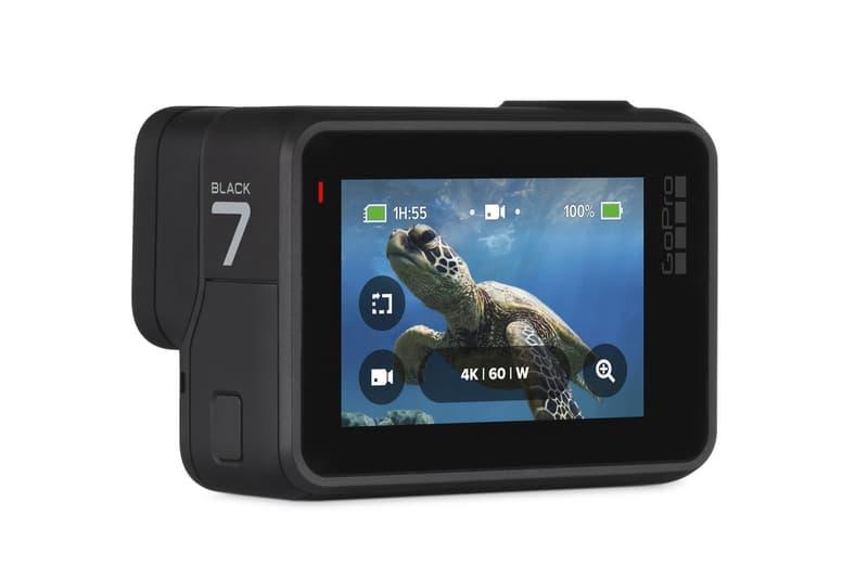 GoPro 發佈全新 HERO7 戶外運動相機系列