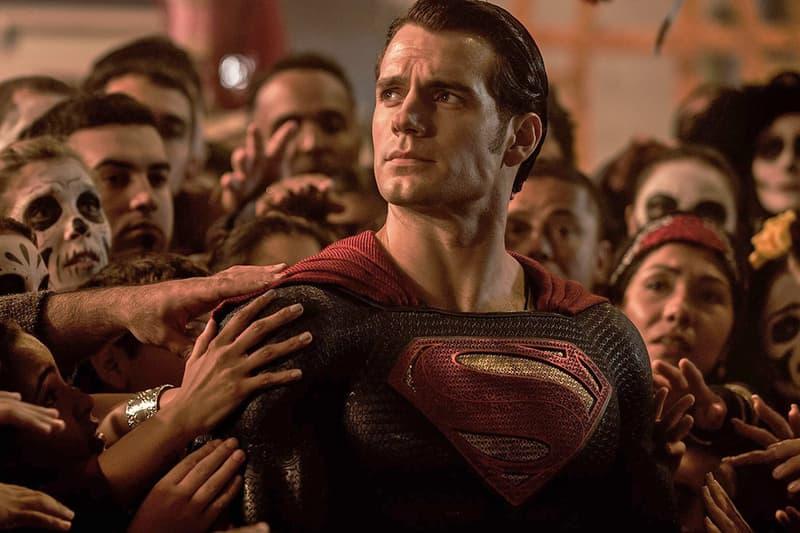 超人退役?!有傳 Henry Cavill 將不再出演 Superman