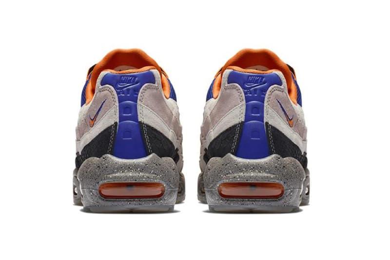 Nike Air Max 95 移植 ACG Mowabb 的 OG 配色