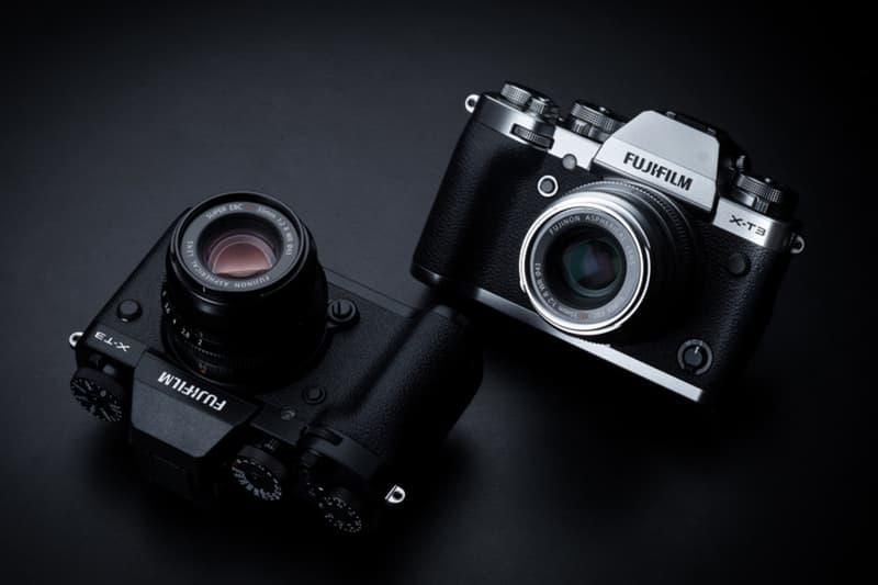 支援 4K 影片-Fujifilm 發佈新一代無反相機 X-T3