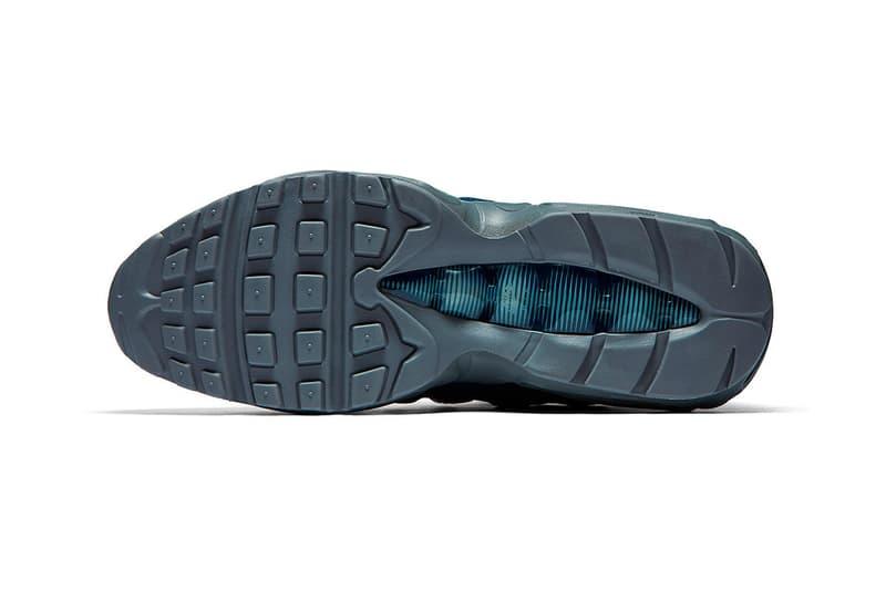 Nike 推出 Air Max 95 全新「Obsidian」配色