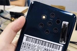 具備五個鏡頭?!Nokia 新款手機流出圖
