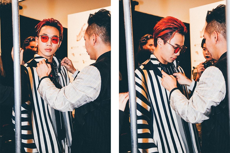 HYPEBEAST 專訪 ØZI & 周裕穎-時尚與音樂於紐約時裝周的結合