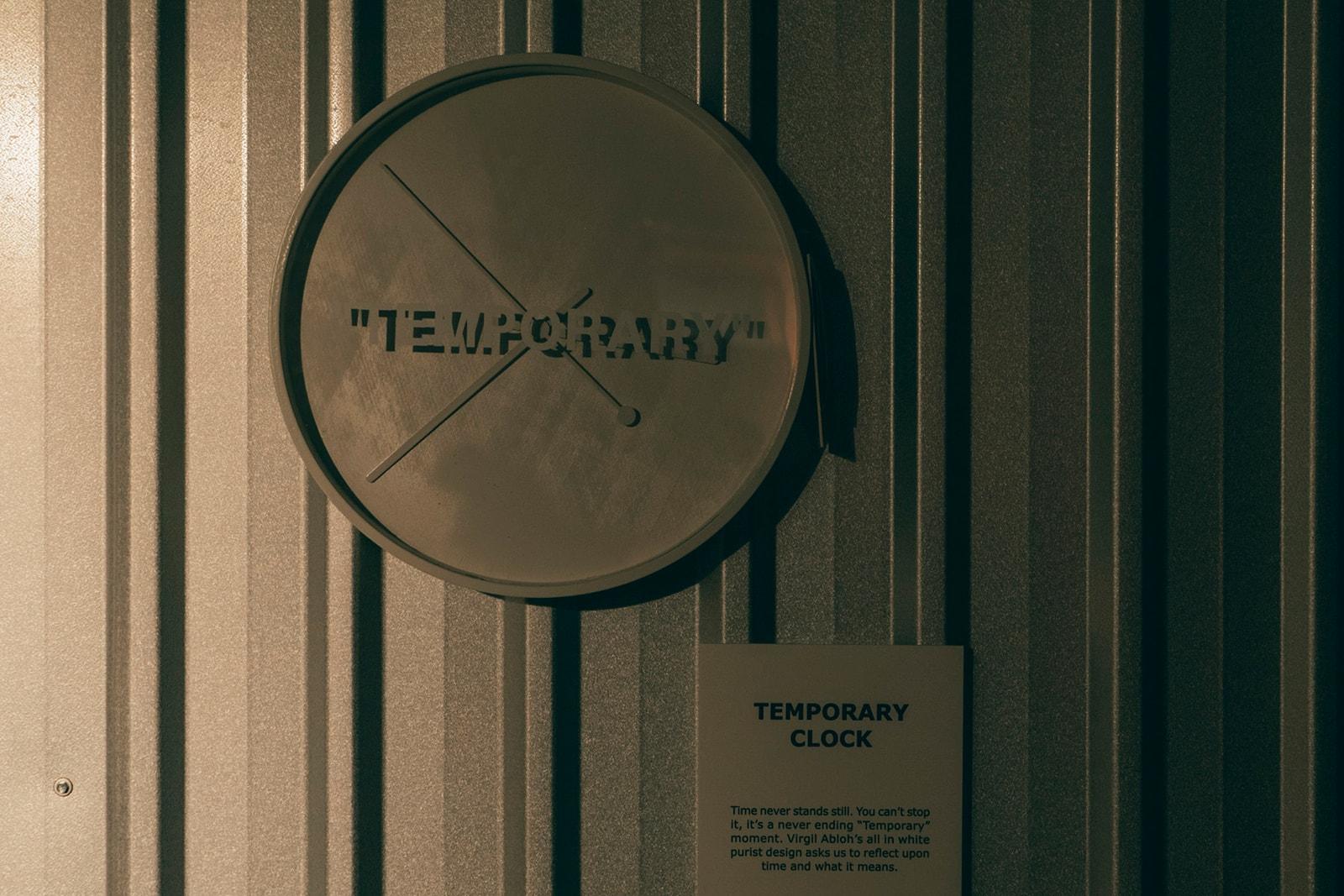 "HYPEBEAST 直擊 Virgil Abloh x IKEA ""MARKERAD"" 巴黎 Pop-Up 派對"