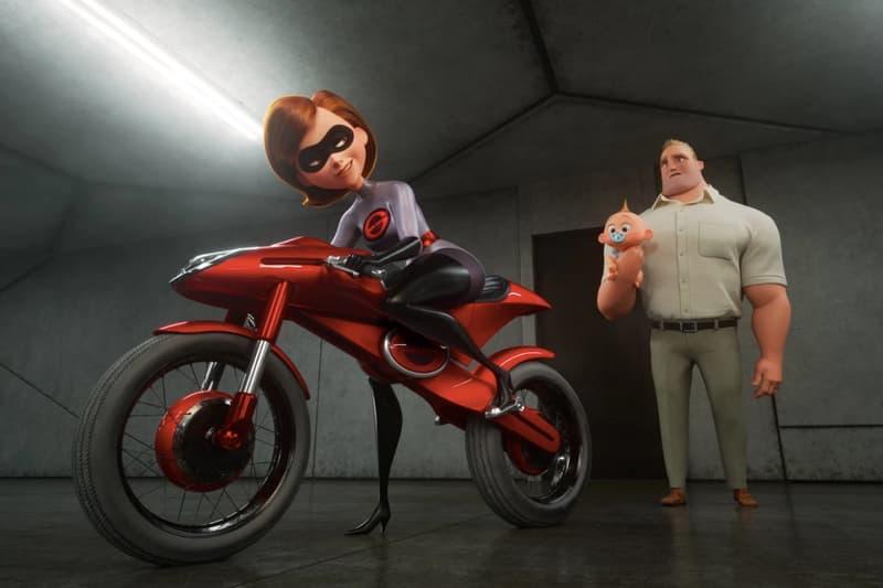 《Incredibles 2》成為北美影史上首部票房超過 $6 億美元的動畫電影