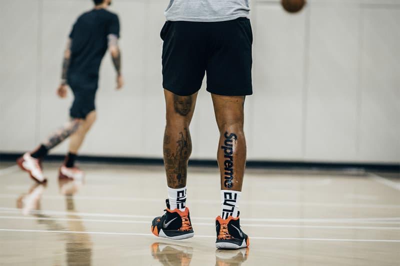 J.R. Smith 腿上的「Supreme 刺青」或將遭 NBA 聯盟罰款!?