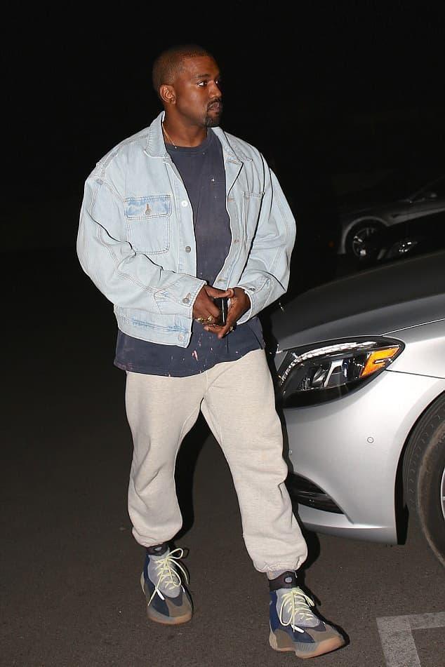Kanye West 表示 YEEZY 籃球鞋將於 NBA 賽季正式亮相