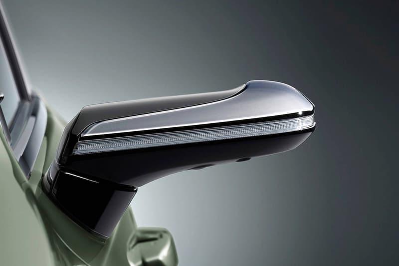 全球首台!LEXUS 新一代 ES 車系將配備智能電子則鏡