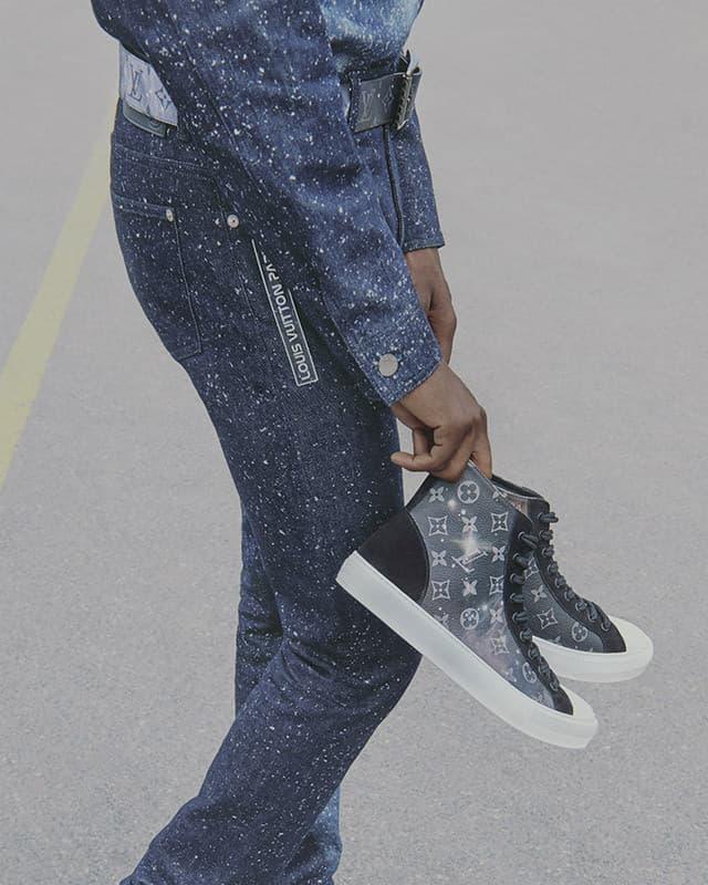Louis Vuitton 全新「Monogram Galaxy」別注系列登場
