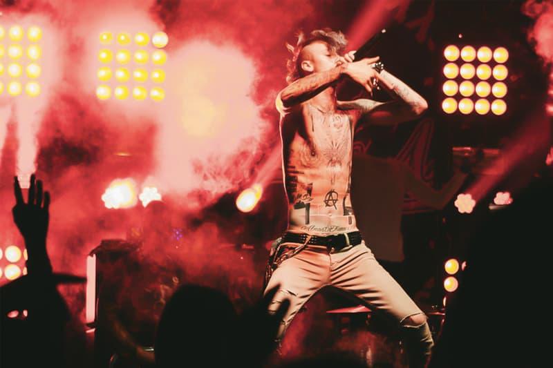 砲火猛烈 − Machine Gun Kelly 竟公開反嗆 Eminem:F**k Marshall Mathers!