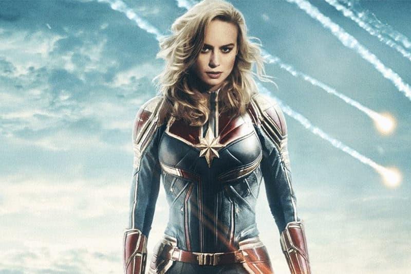 Marvel 最新大片《Captain Marvel》首波預告釋出日公開!?