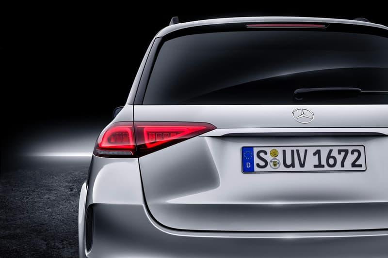 大幅升級-Mercedes-Benz 2020 年樣式 GLE 車型正式發佈