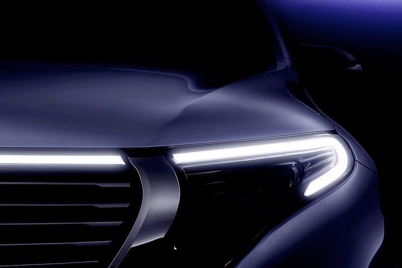 電動時代-Mercedes-Benz 預告品牌首款純電能車!