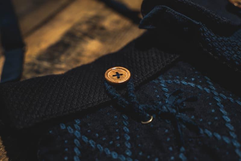 重質不重量-日本藍染服裝品牌 MOTOHIRO AOKI