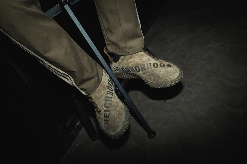 近賞 NEIGHBORHOOD x adidas Originals 全新聯乘鞋款系列