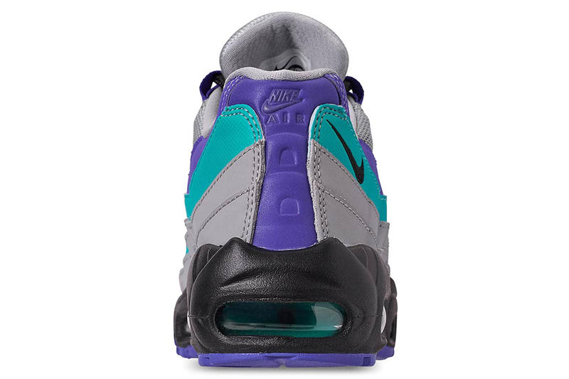 Nike Air Max 95 OG!九十年代水藍配色回歸