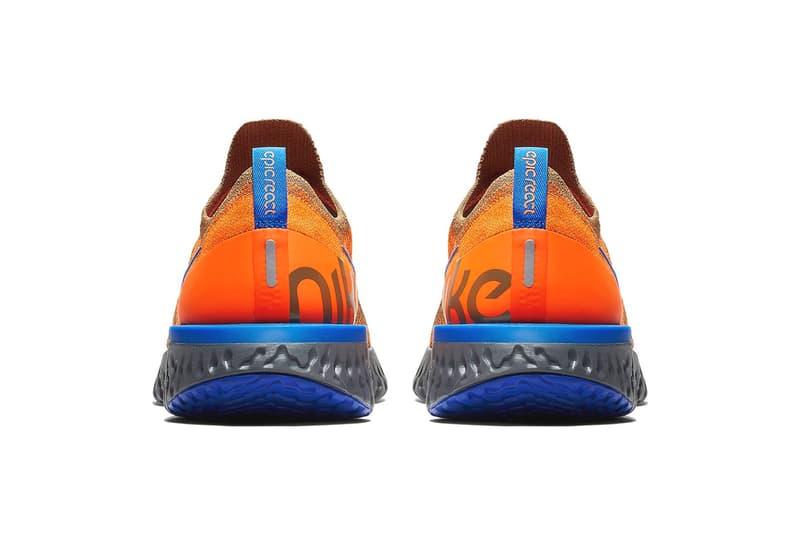 Nike Epic React Flyknit 全新「Golden Beige」發售詳情公開