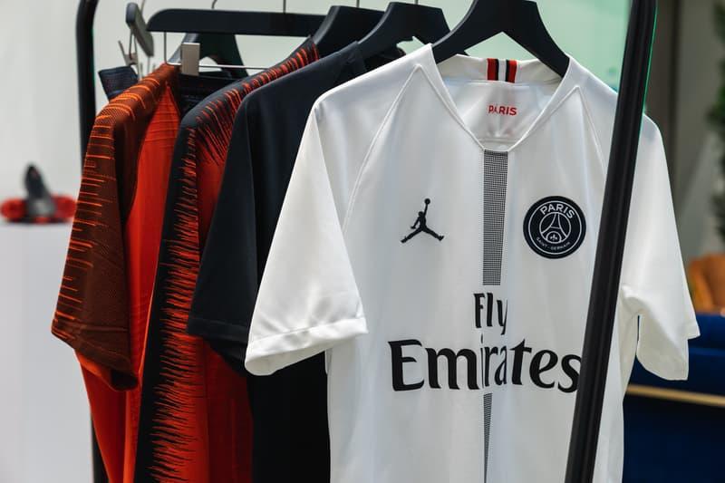 獨家近賞 Jordan Brand x Paris Saint-Germain 聯乘系列