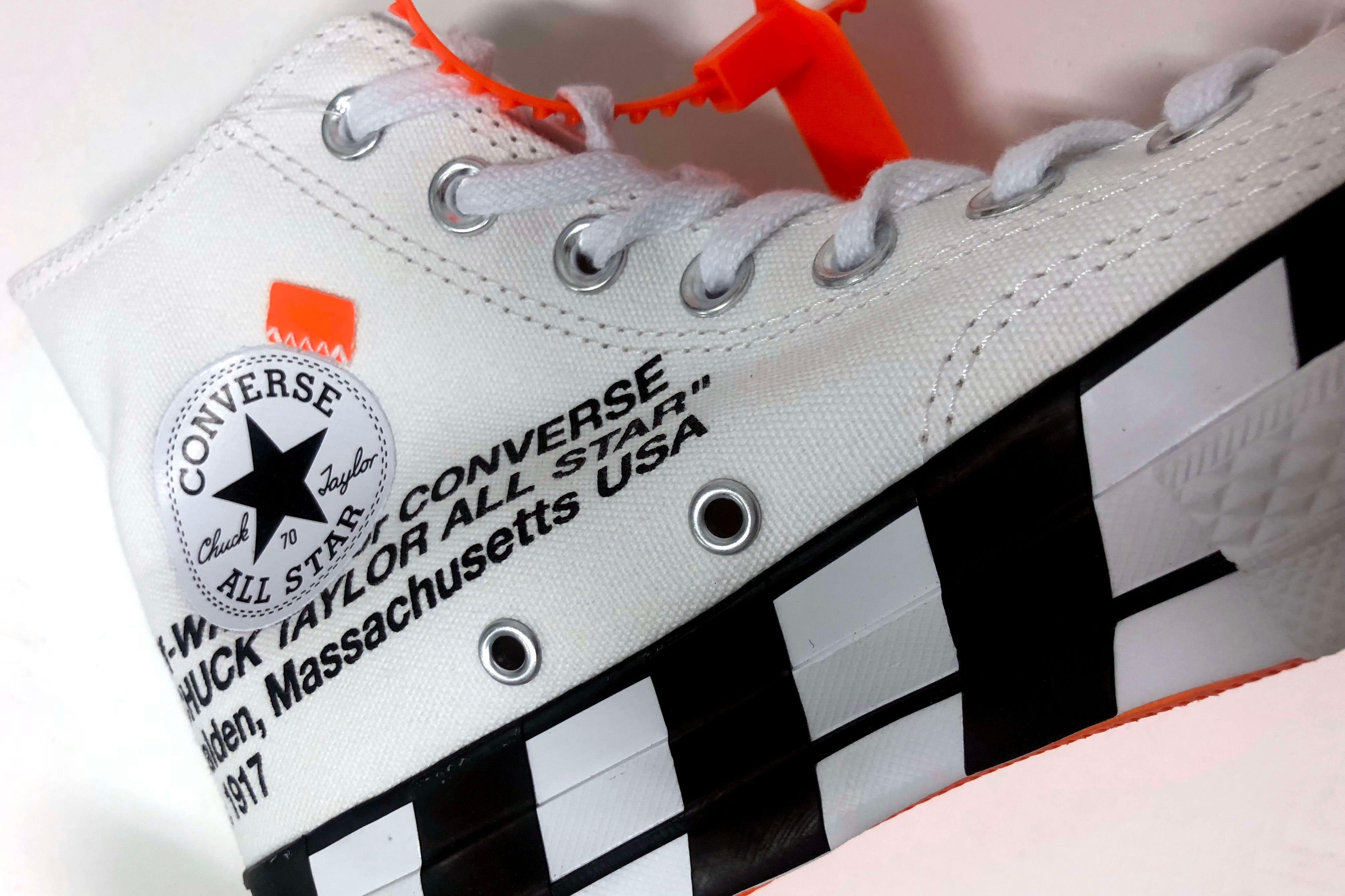 x Converse 聯乘第二彈Chuck 70 鞋