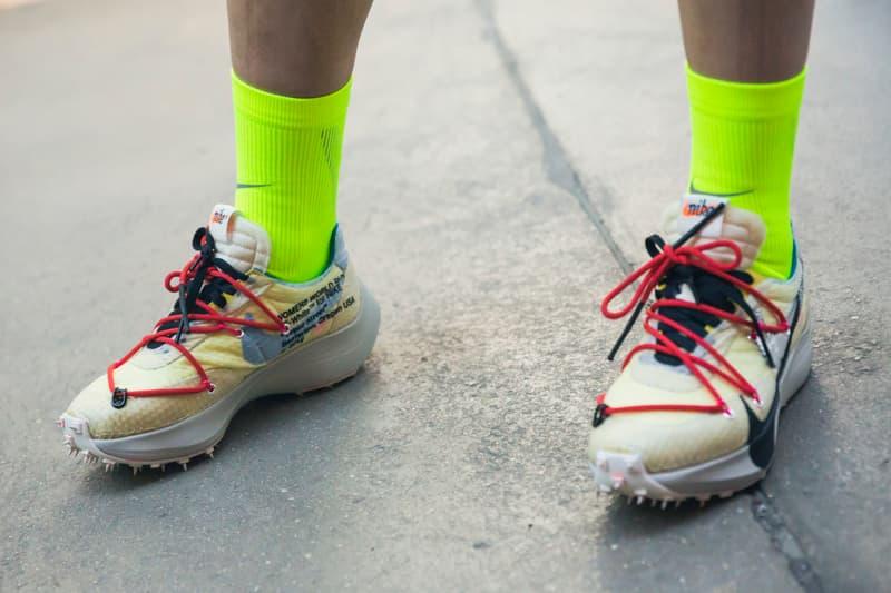 率先近賞 Off-White™ x Nike 全新聯乘 Vapor Street 鞋款