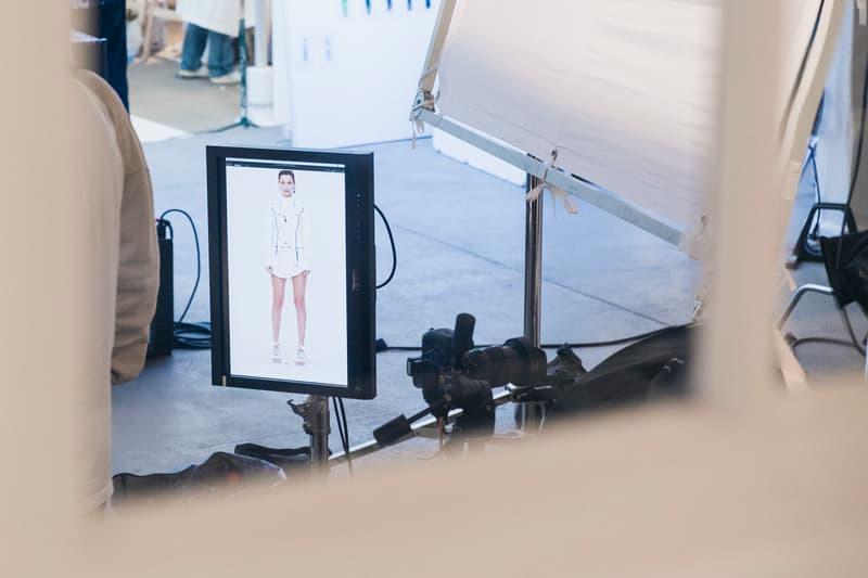 HYPEBEAST 獨家直擊 Off-White™ 2019 春夏女裝大秀幕後準備工作
