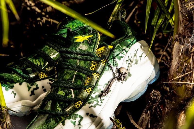 Reebok 推出《鐵血戰士:血獸進化》限量版 DMX Run 10 Predator Pack