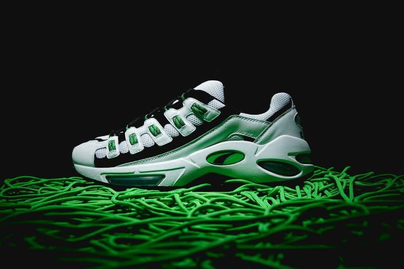PUMA 重現 20 年前經典跑鞋 CELL Endura