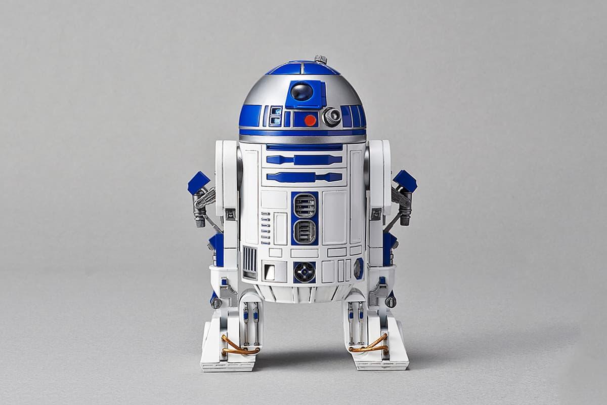 袖珍比例 BANDAI 推出《Star Wars》R2-D2 ROCKET BOOSTER Ver. 組裝模型