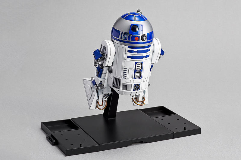BANDAI 推出《Star Wars》R2-D2 ROCKET BOOSTER Ver.模型