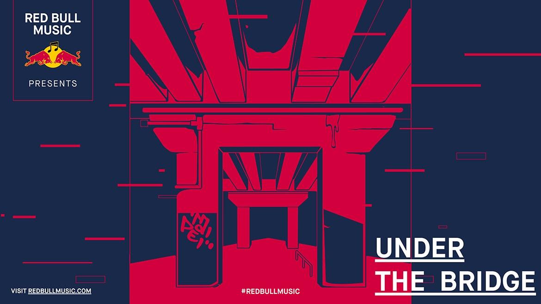 頑童 MJ116 助陣!Red Bull Music 最新派對「Under The Bridge」正式發佈