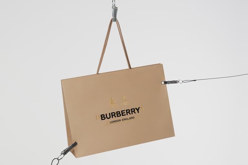 Burberry 宣佈 Riccardo Tisci 首個系列單品將以一系列「僅限 24 小時發售」的形式推出