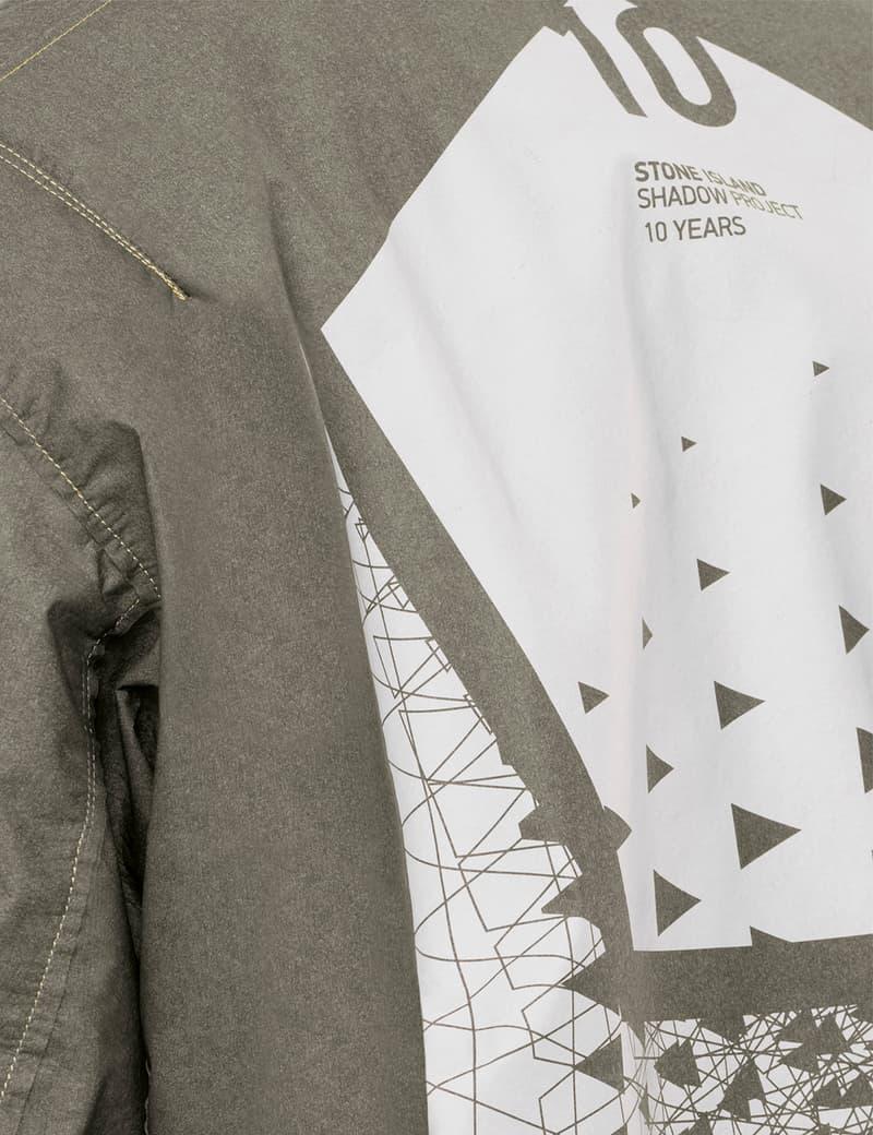 十年里程碑-Stone Island Shadow Project 2018 秋冬系列 Lookbook 發佈