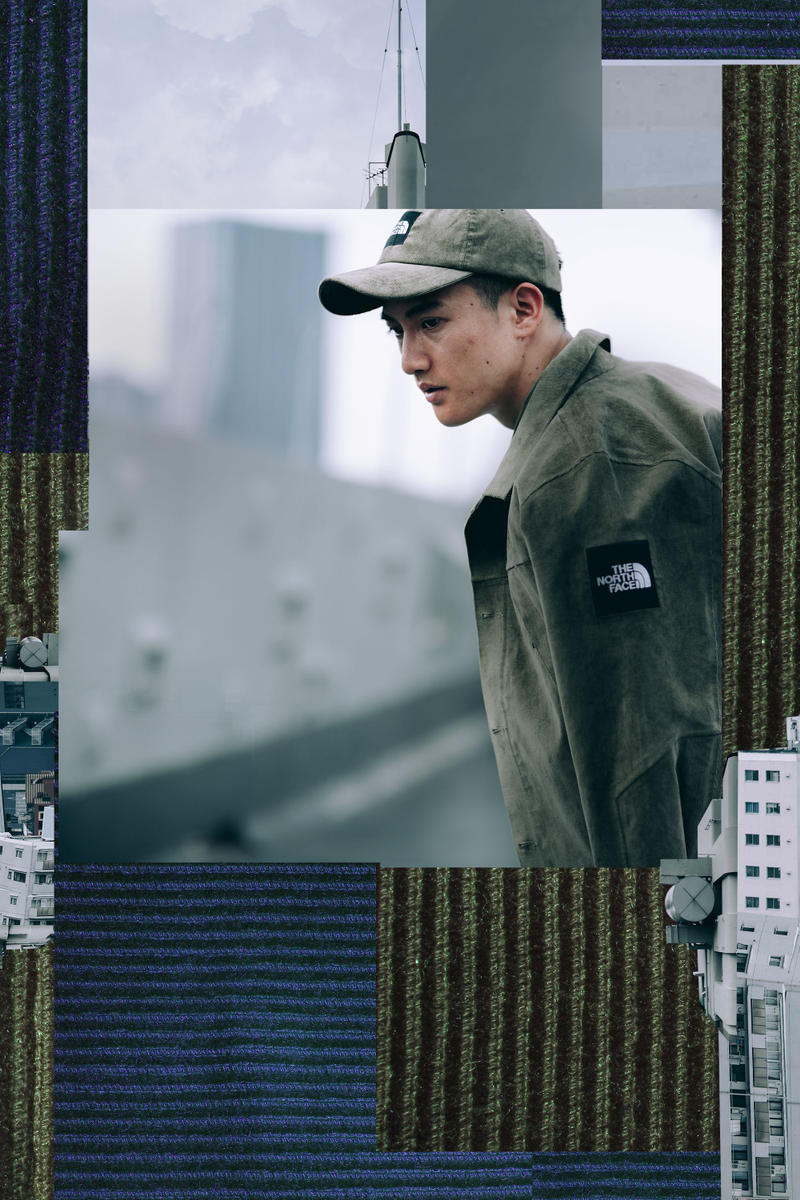 The North Face Urban Exploration Black Series「CORDUROY CAPSULE」別注系列