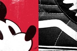Vans 預告將與 Disney 推出全新聯乘系列