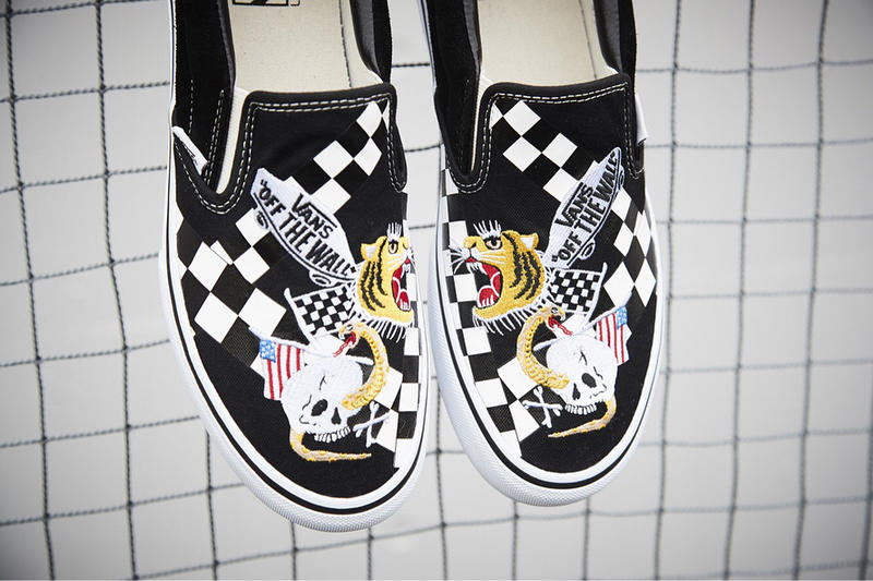 Vans Japan 推出全新「Embroidery Pack」