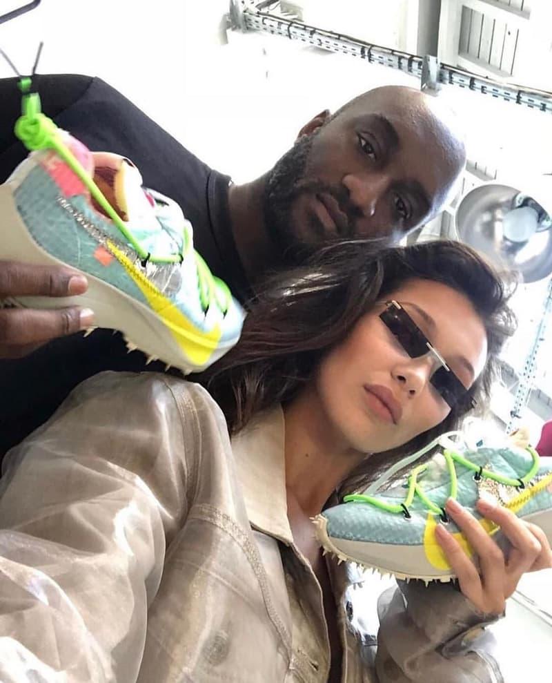 即將登場-Off-White™ x Nike 全新聯乘 Vapor Street 實物曝光