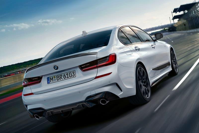 2019 年式樣 BMW 3 Series M Performance 套件版本登場
