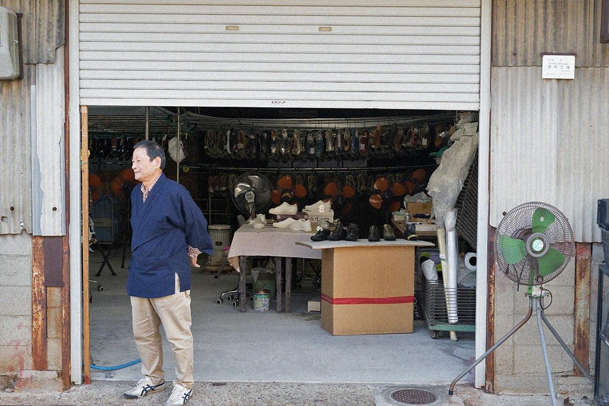 體現日製靈魂-走進 Onitsuka Tiger「NIPPON MADE」專門店與小鎮工廠