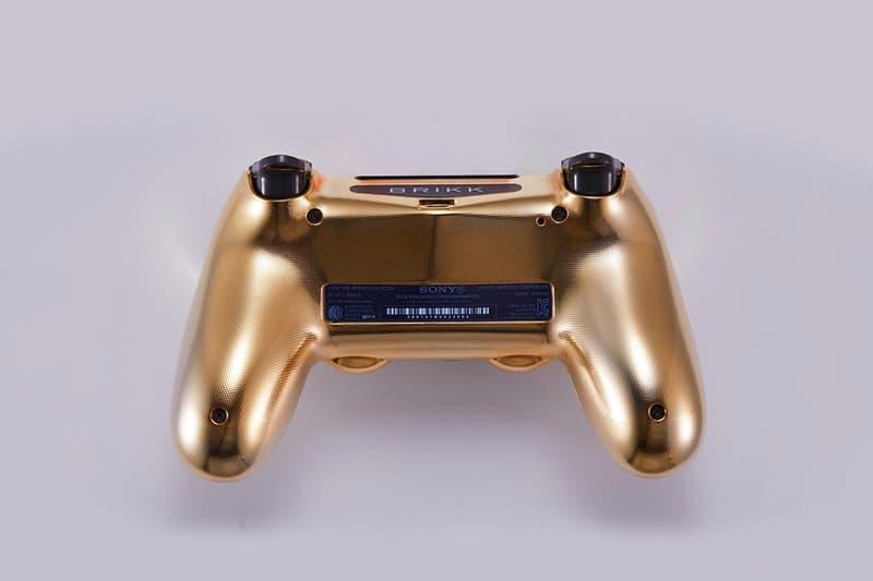 Brikk 打造價值十萬的 Playstation DualShock 4 手掣