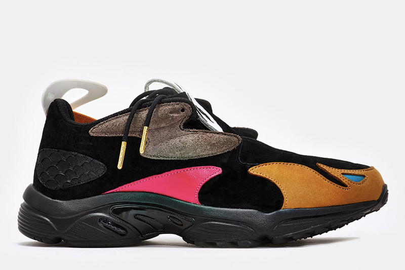 Pyer Moss x Reebok 攜手打造 Daytona DMX Experiment 聯名鞋款