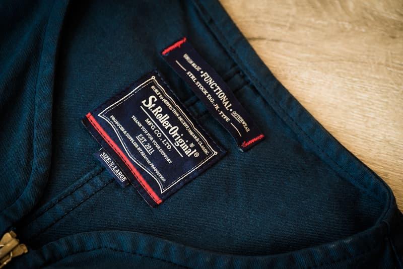 St.Roller 推出全新限量別注版 Hunting Vest