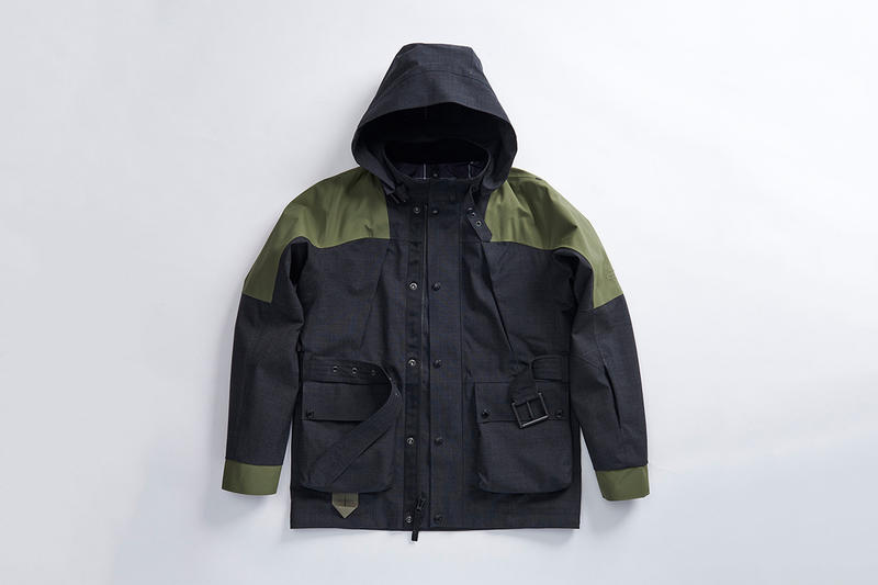 The North Face Urban Exploration Black Series 冬季系列「Seamless」現已上架!