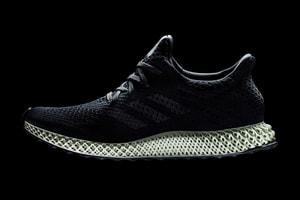 革命再臨 − adidas 全新概念鞋款 4D Run 或將於 2019 年發佈