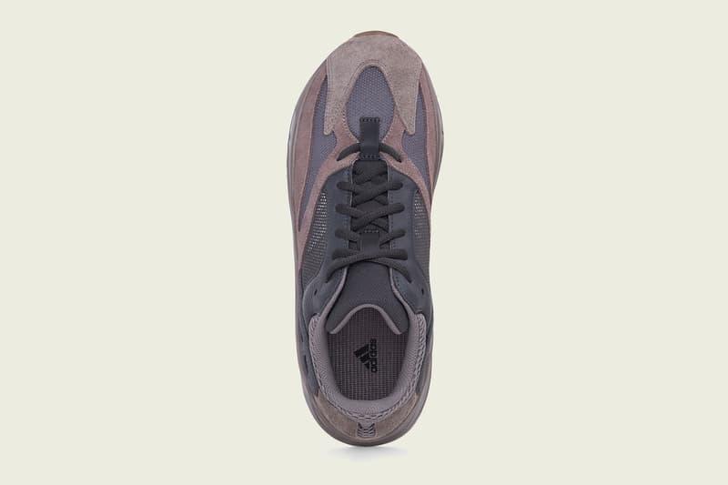 adidas + KANYE WEST 聯乘大作  YEEZY BOOST 700 全新配色「Mauve」正式登場