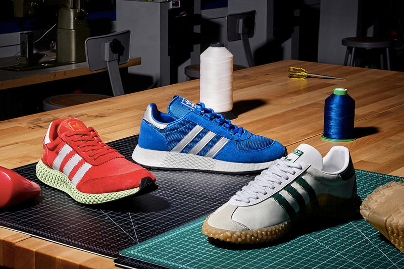 跨世代融合-adidas Originals「Never Made」即將於香港上架!