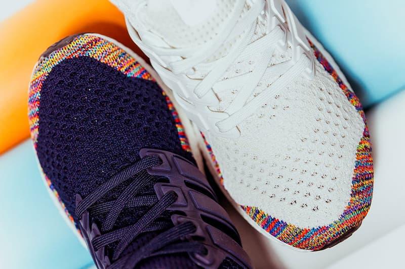adidas UltraBOOST 1.0「Multi-Color」別注系列將於下個月重新上架