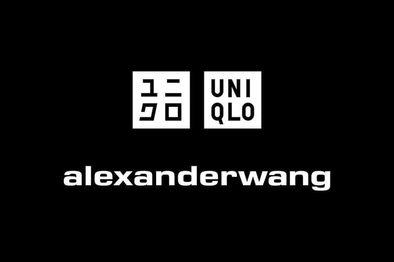 Alexander Wang x UNIQLO 全新聯乘系列即將登場