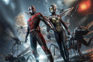 人見人愛、卻沒人在乎?《Ant-Man and the Wasp》誠實預告片發佈
